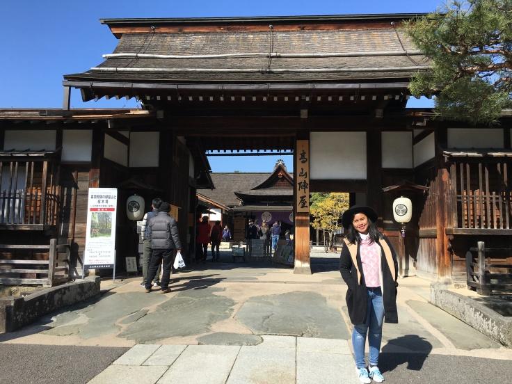 Takayama Jinýa Spring