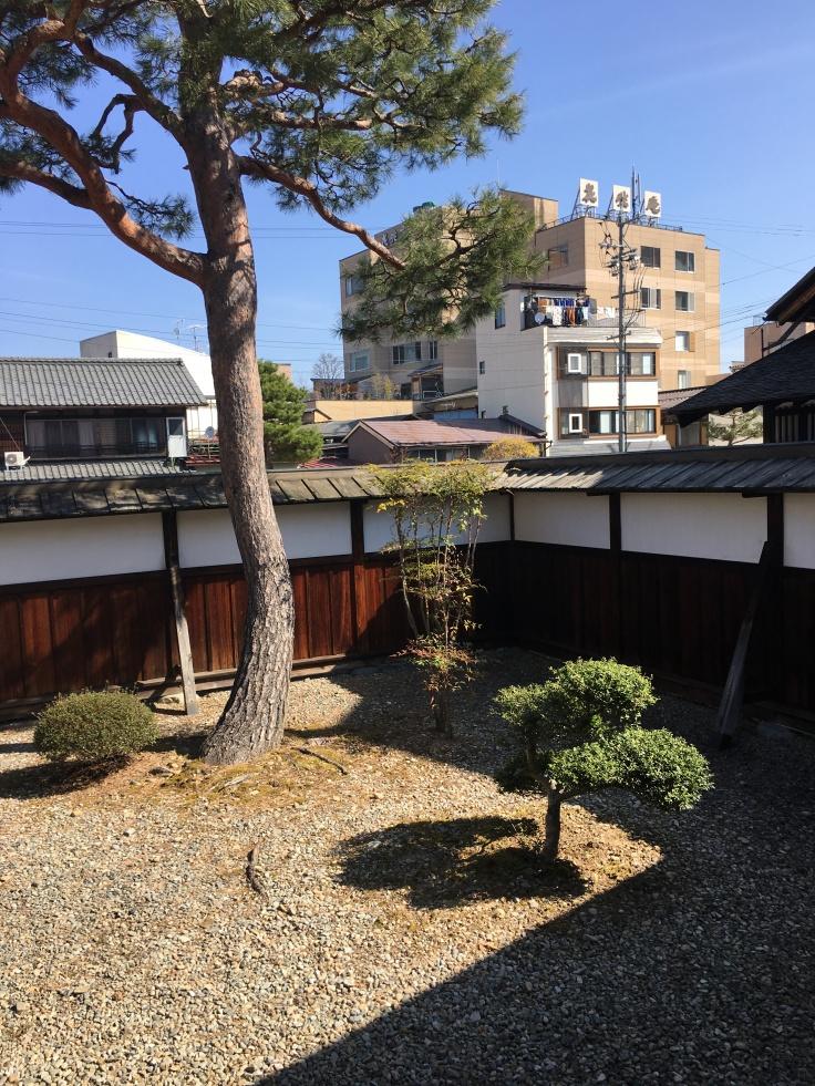Takayama Jin'ya exterior