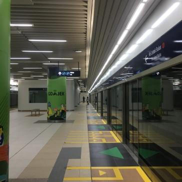 Dukuh Atas Station interior